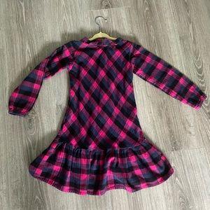Girls size 6 fall dress
